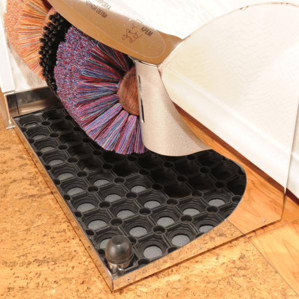 Аппарат для чистки обуви Royal Polirol Chrome