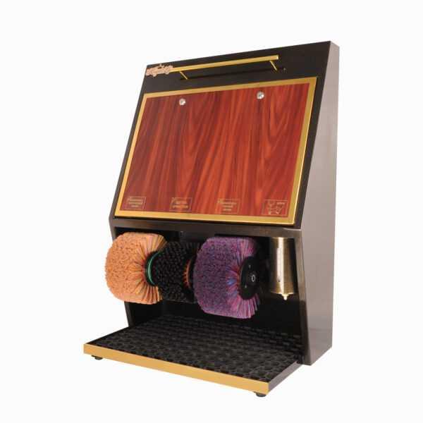 Аппарат для чистки обуви Royal LUX 3 Dekor