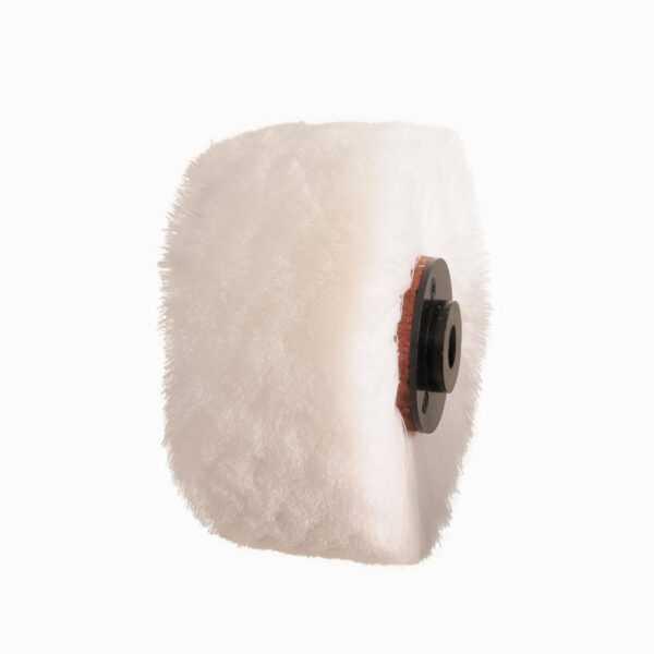Щетка полировки белая 70х170