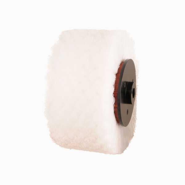 Щетка полировки белая 100х210