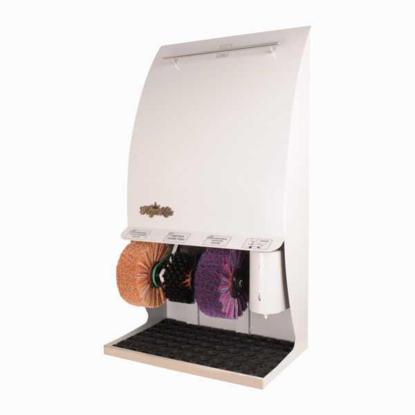 Аппарат для чистки обуви Royal Design - Серый RAL 7040