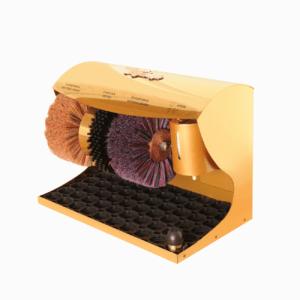 Машинка для чистки обуви Royal Polirol Gold - Gold